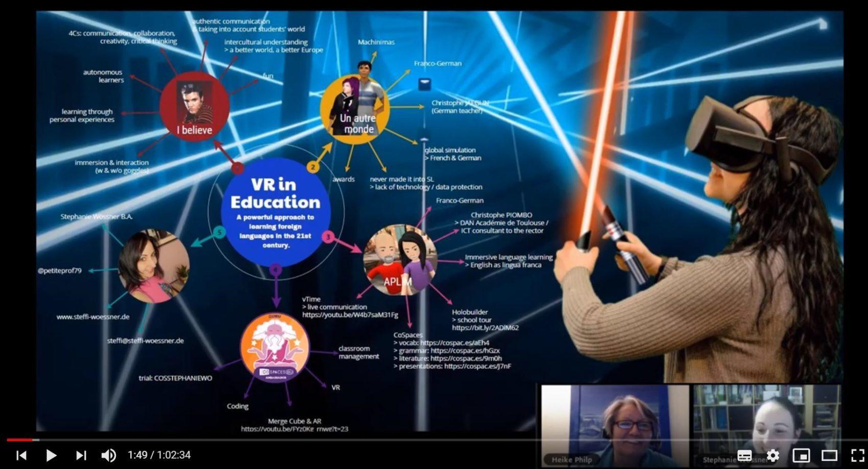 Webinaire: Immersive Language Learning