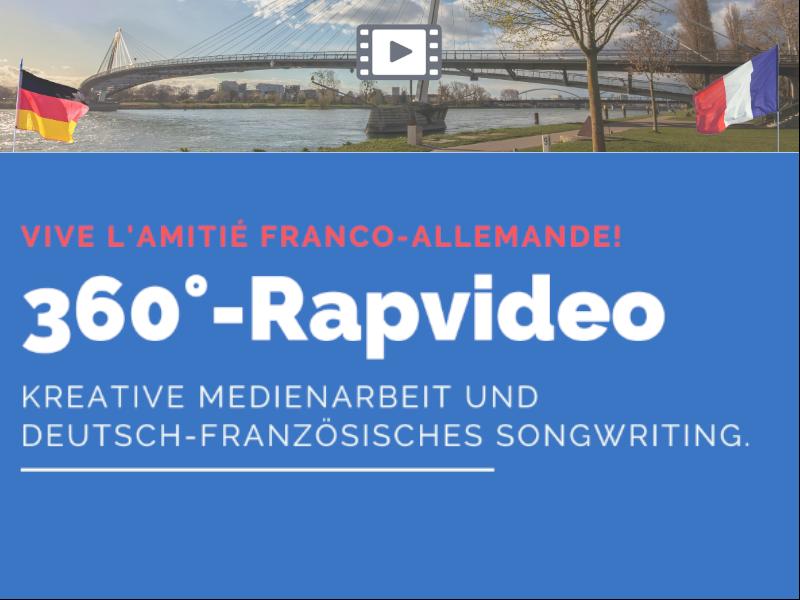 L'amitié franco-allemande en rap 360°
